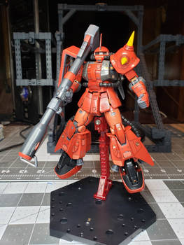 MS-06R-2 Zaku II High Mobility Type