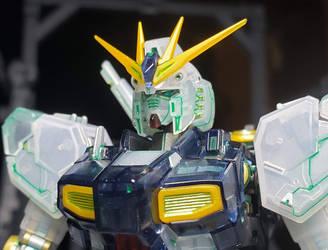 Nu Gundam - Clear Profile