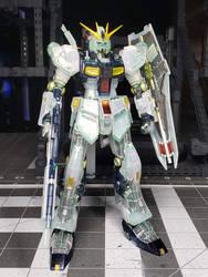 Nu Gundam - Clear Weapons