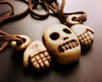 Coatlicue necklace