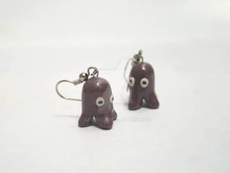 tako earrings