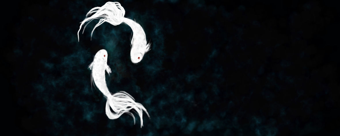 ghost fishes