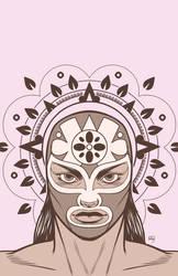 Azteca by figlesiase