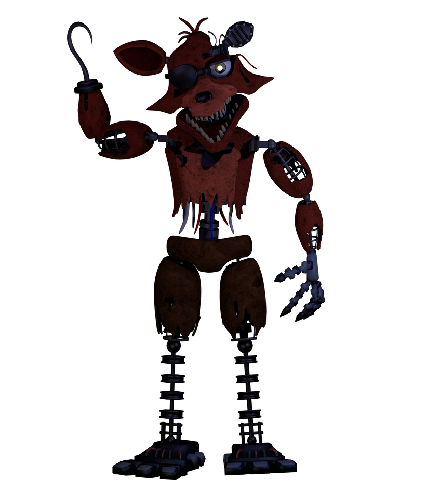 F Naf 2 Withered Foxy Images - Reverse Search