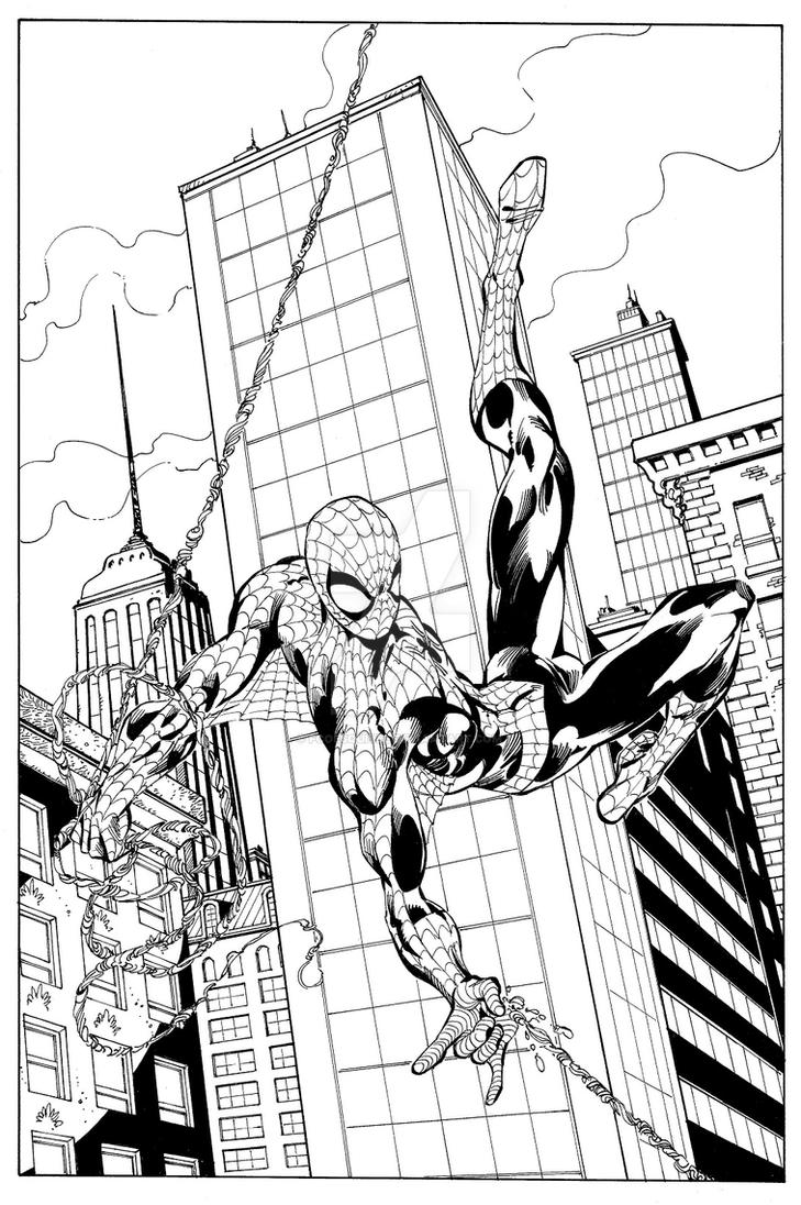 Spiderman by fcoesquivel