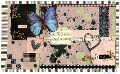 Love and Passion Collage