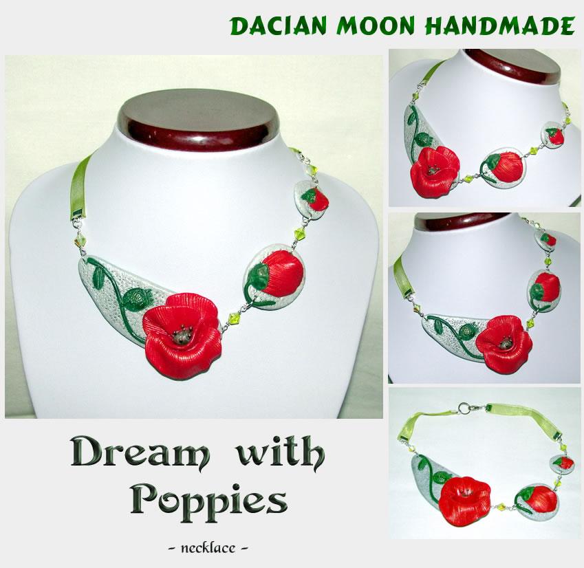 Dream with Poppies by NessaSilverwolf