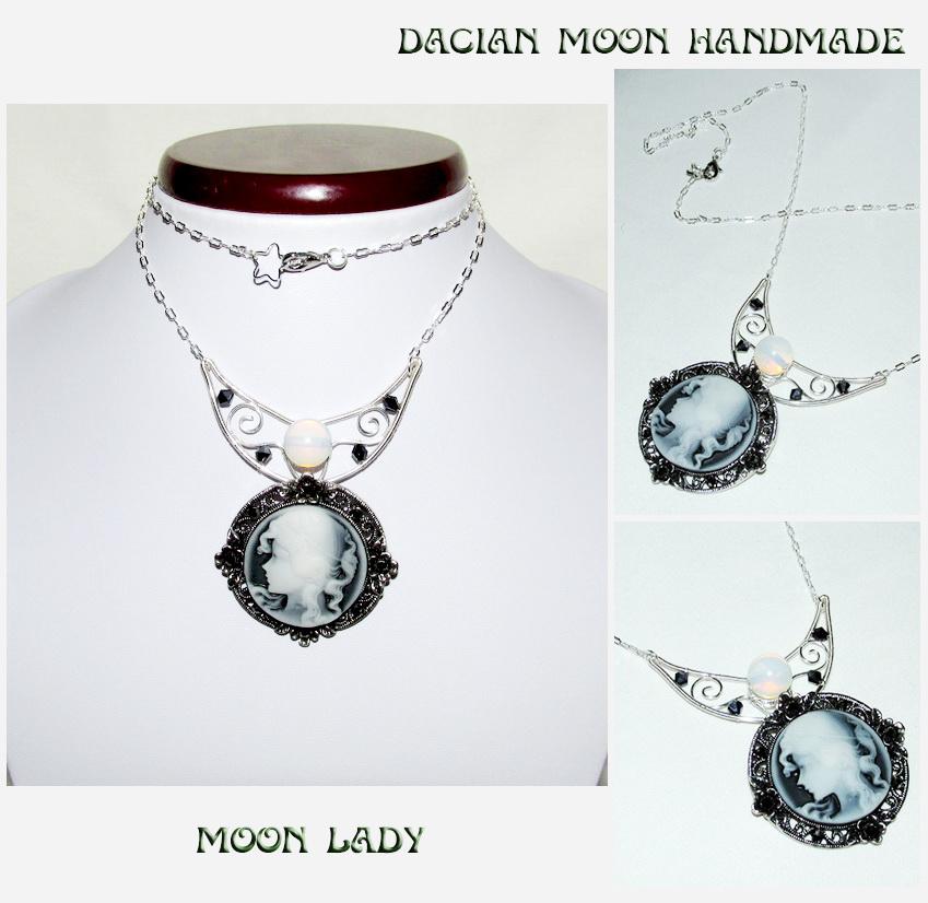 Moon Lady by NessaSilverwolf