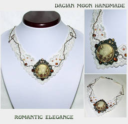 Romantic Elegance necklace