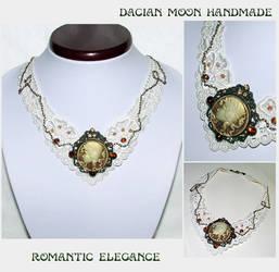 Romantic Elegance necklace