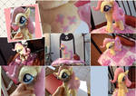 Fluttershy handmade plush on sale by Cipple