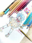 PENCIL SQUIRTLE jijinka adopt CLOSED by Cipple