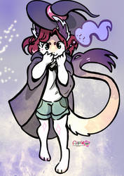 FULLBODY oc COMMISSION by Cipple