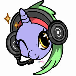 MLP ICON COMMISSION by Cipple