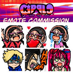 EMOTE COMMISSION