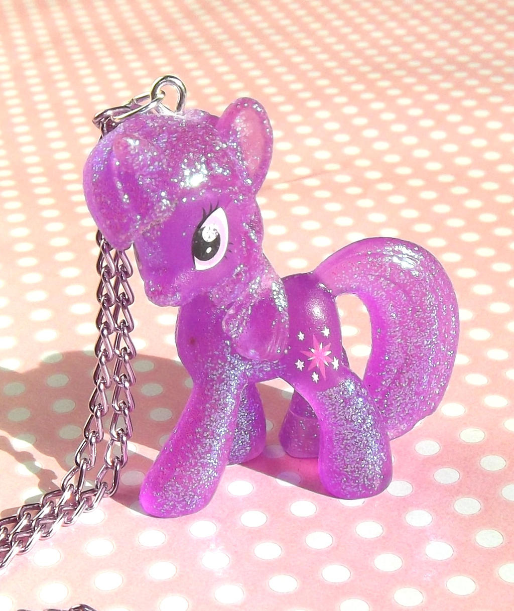 My little pony friendship is magic necklaces by kawaiimoon24 on sold twilight sparkle my little pony necklace by kawaiimoon24 mozeypictures Images
