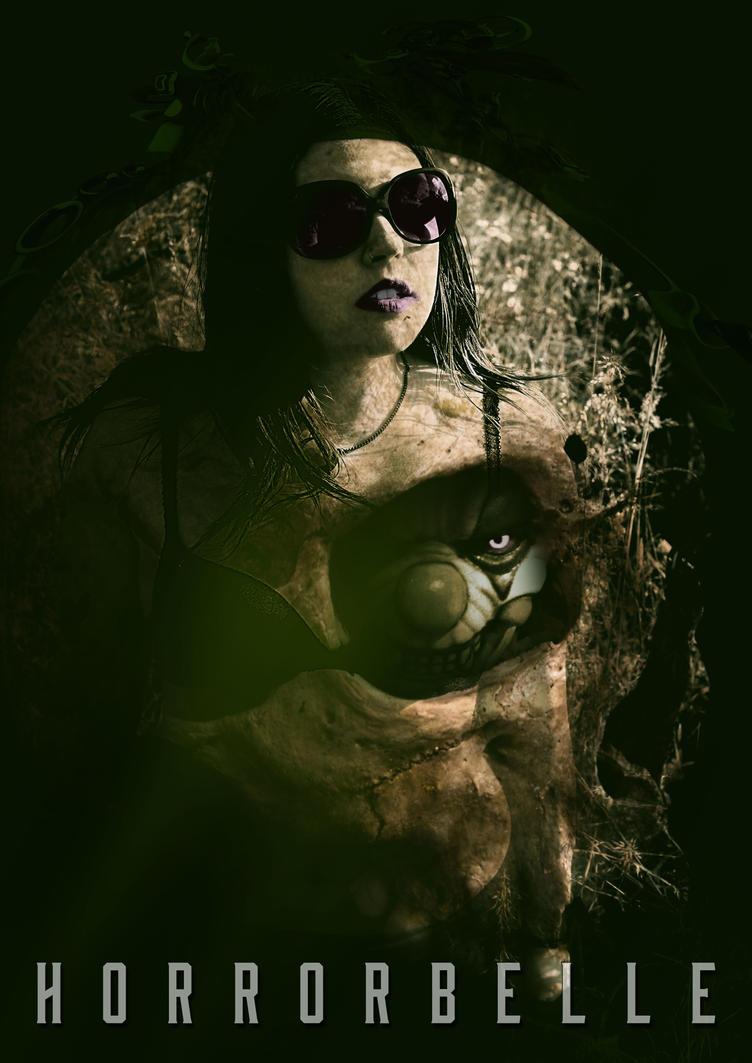 HorrorBelle Poster V2 by Lykeios-UK