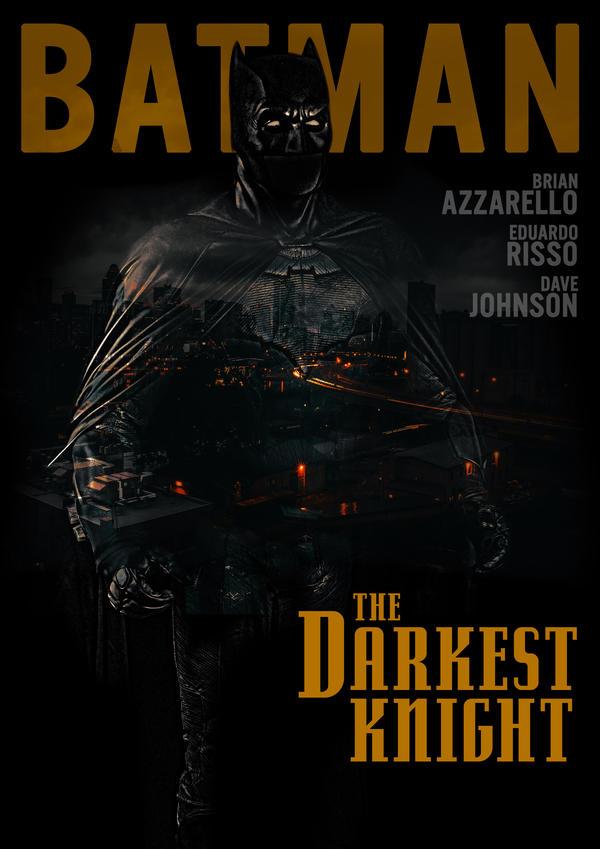 Batman - Darkest Knight by Lykeios-UK