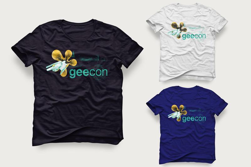 T-Shirt Design by Lykeios-UK