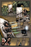 Escape From Wonderland 5 pg 5 by splicer