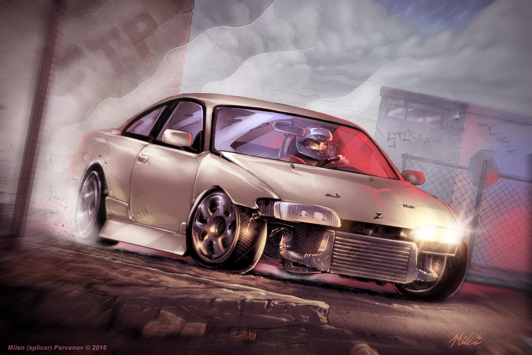 S14 Demon by splicer
