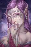 Elf Girl Portrait