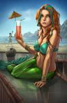 Mermaid Color