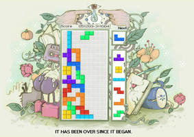 Tetris Series 1 by fer-fer