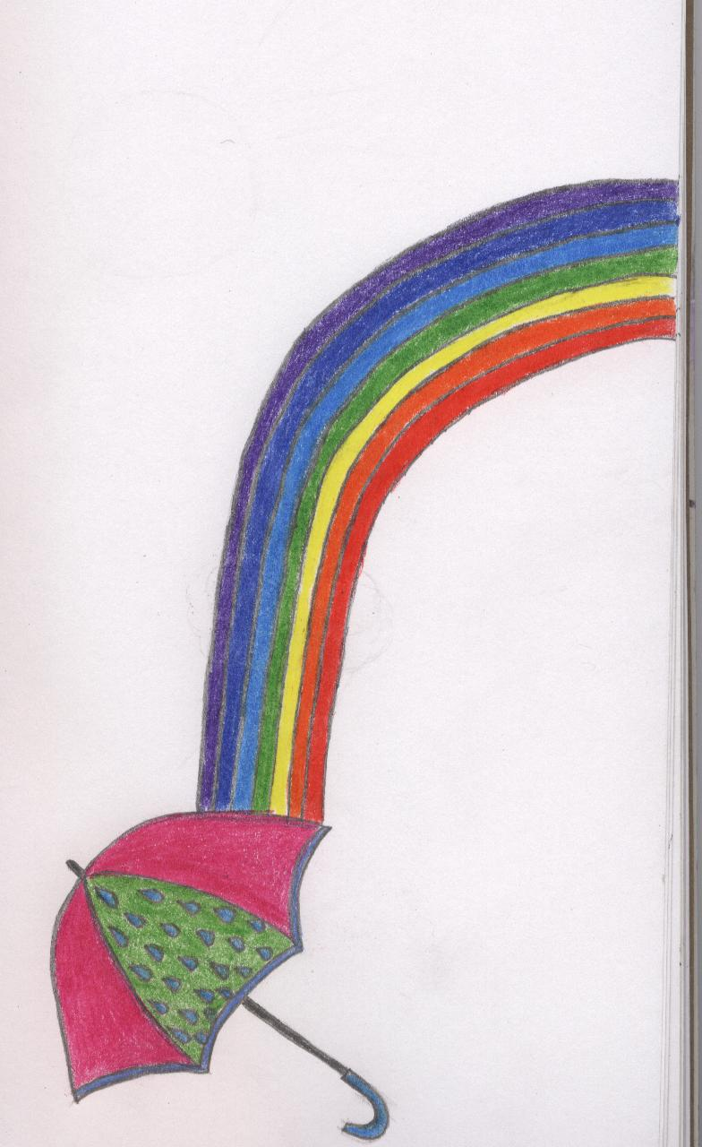Rainbow by x0theoneandonly0x