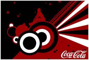 Coca-Cola by SendHeartless