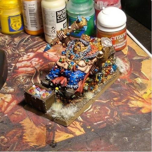 Ogre Tyrant by Brother-Maynard