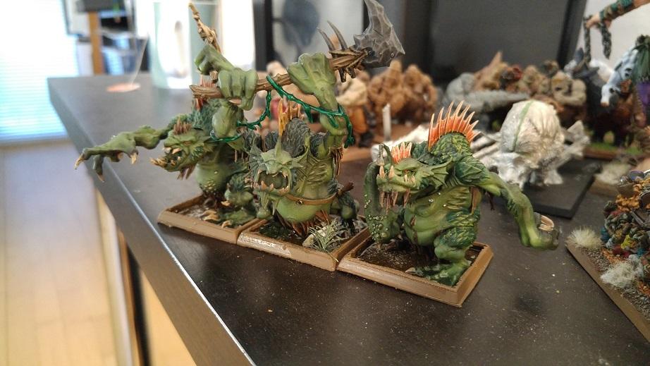 River Trolls by Brother-Maynard