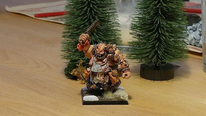 Ogre Kingdoms Butcher by Brother-Maynard