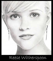 Reese Witherspoon by remnantrising