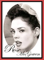 Rose McGowen Pinup Style by remnantrising