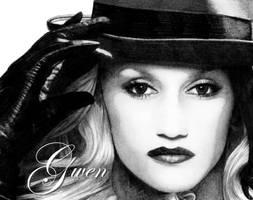 Gwen Stefani 4 by remnantrising