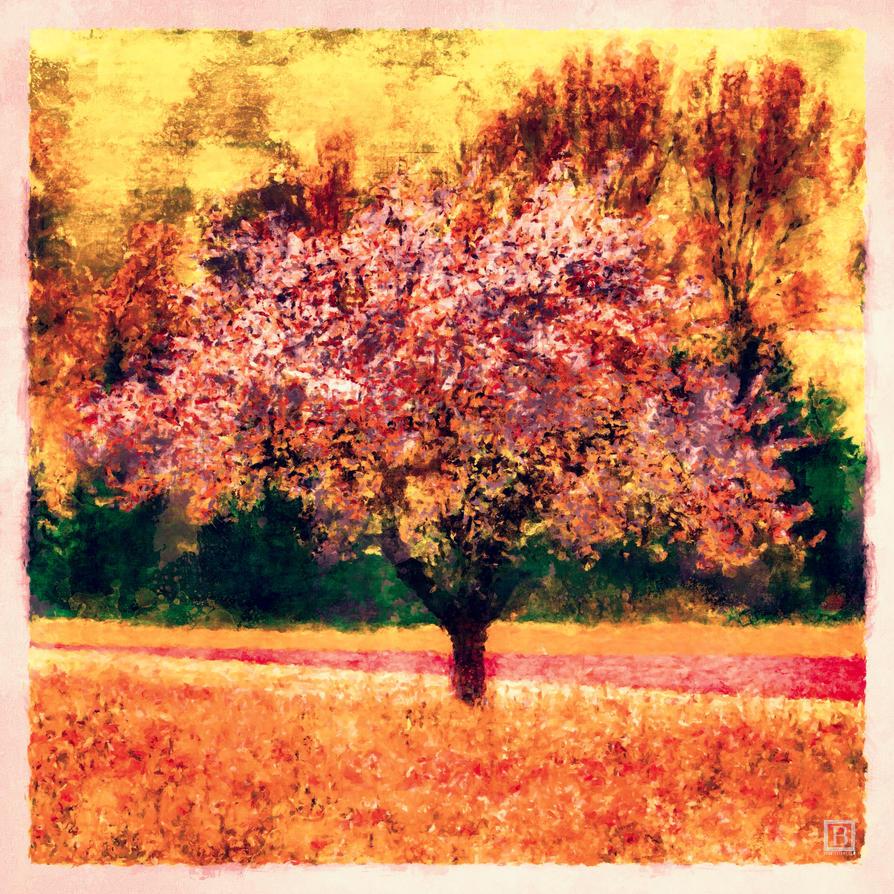 Apple Tree by LC-Bailey-Art