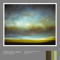Heavnly View Print by LC-Bailey-Art