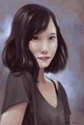 Jisu by India-Lee