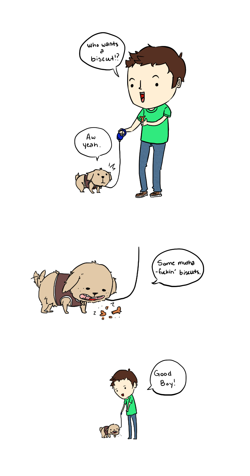 Tobuscus Puppy by Outs...