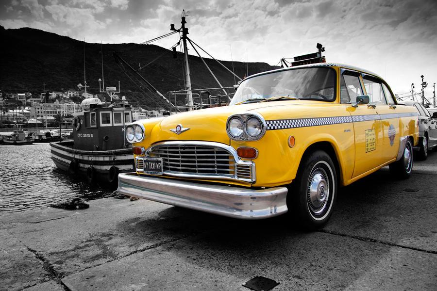 Yellow Cab by Groendakkies on DeviantArt