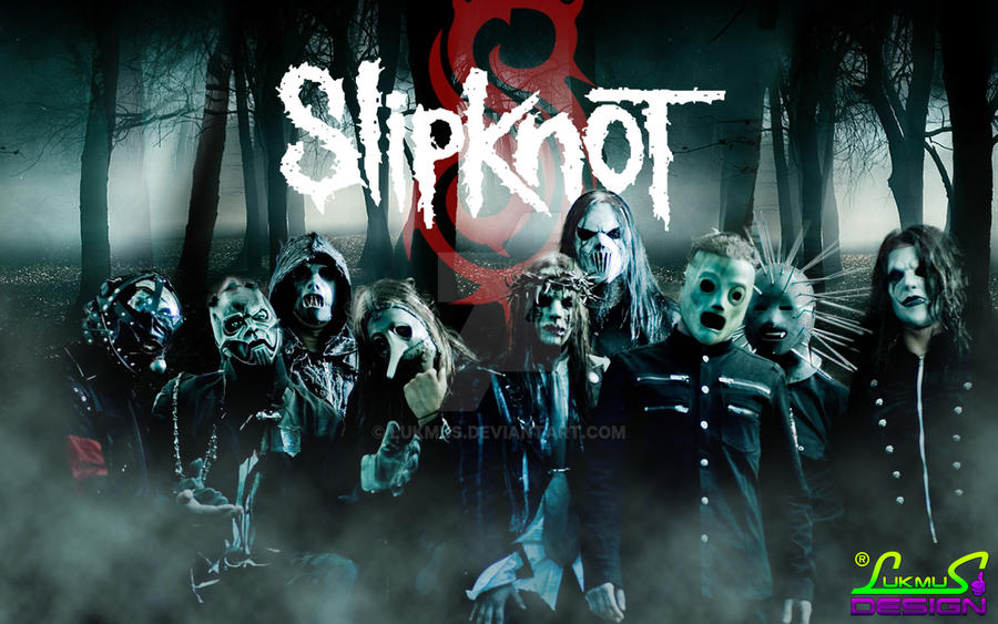 SlipKnoT Wallpaper by LuKmUs on DeviantArt