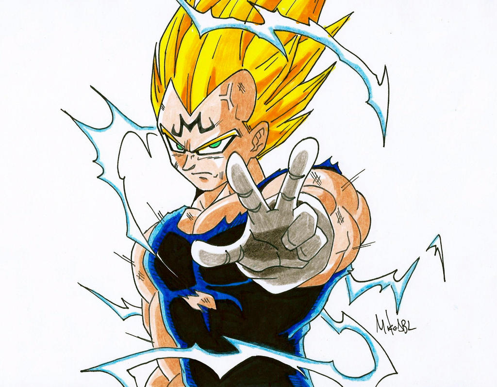 What are your thoughts on each of the super saiyan forms - Majin vegeta pics ...