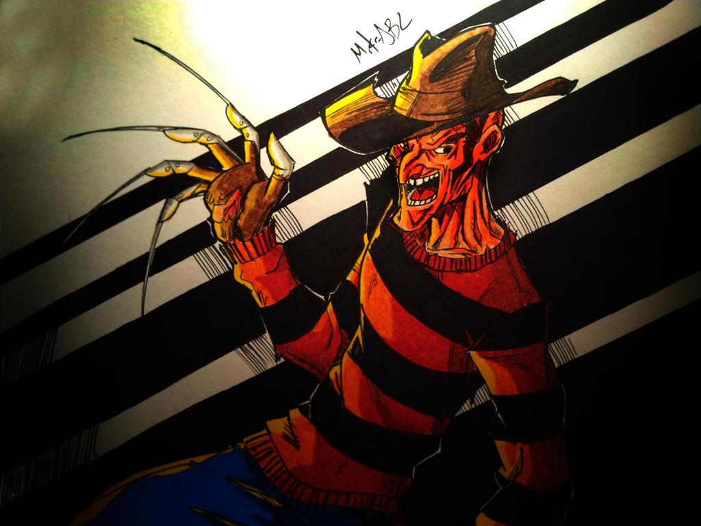 Freddy Krueger by MikeES