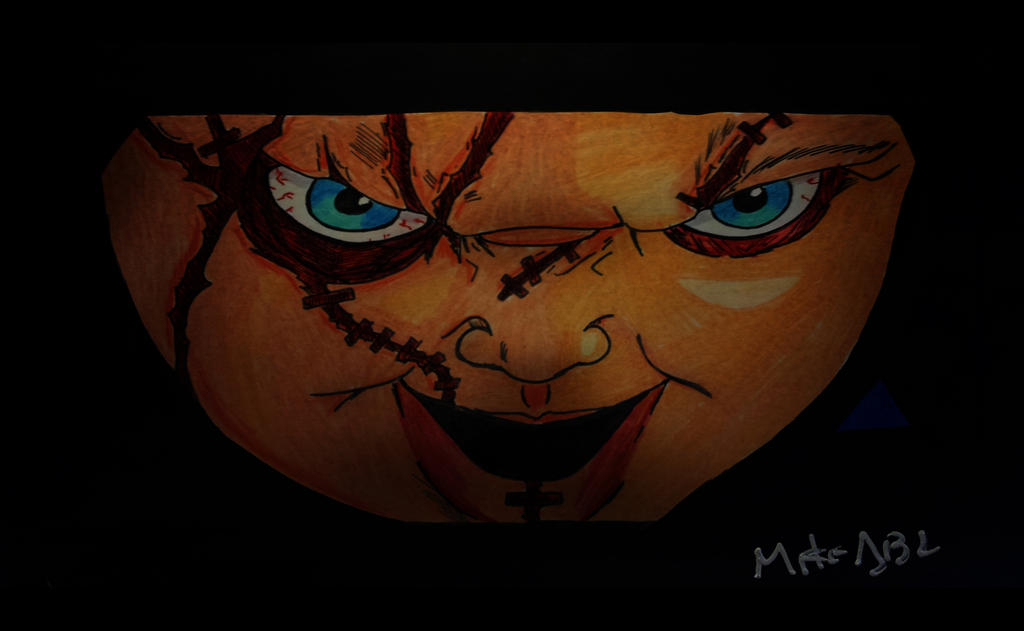 Chucky by MikeES
