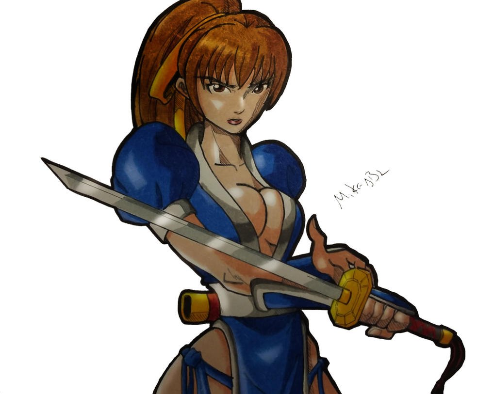 Kasumi by MikeES