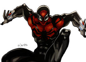 Superior Spiderman by MikeES