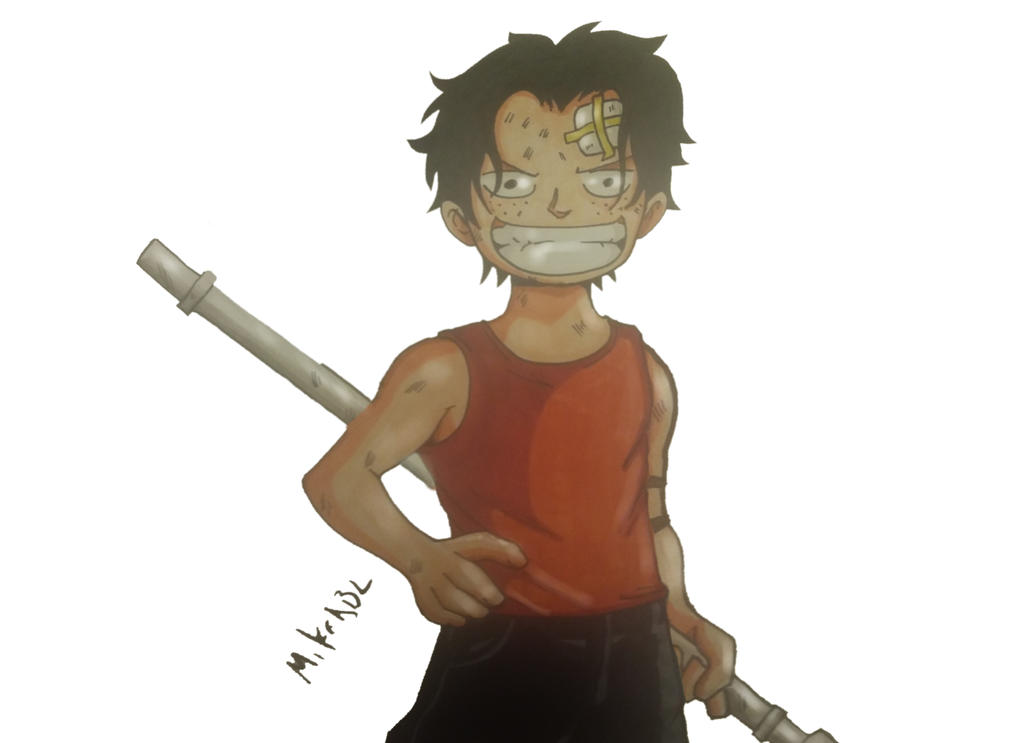 Kid Ace by MikeES