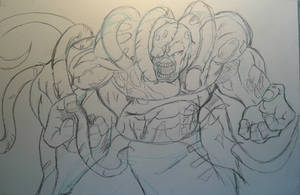 Nemesis Sketch by MikeES
