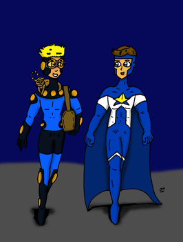 SPEEDBALL AND JUSTICE